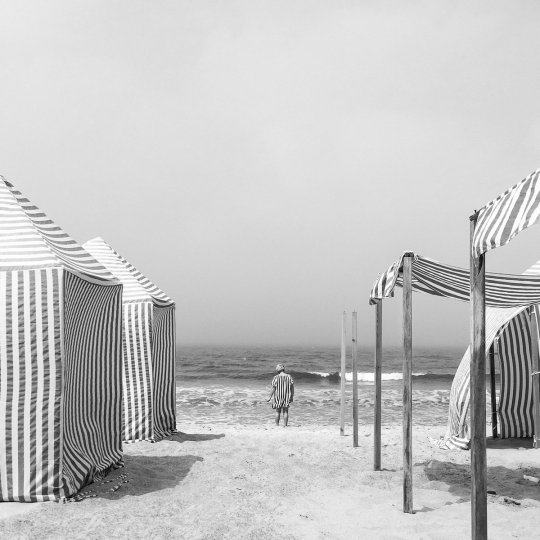 1 место «Фотограф года» «Морские полосы». Автор фото: Диого Лаге. Снято на iPhone SE