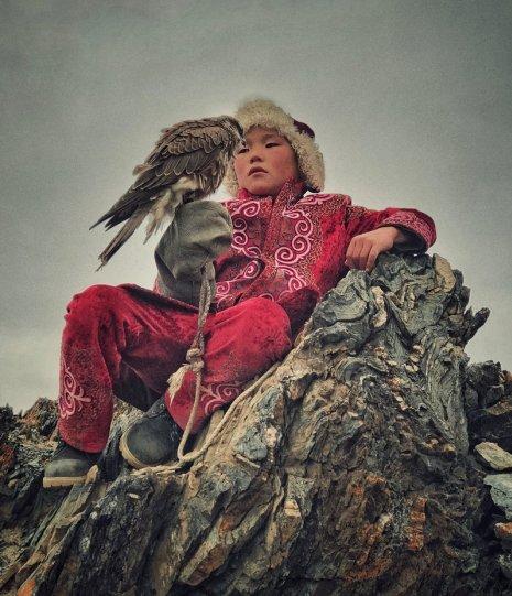 1 место в категории «Портрет» Автор фото: Мона Джумаан. Снято на iPhone 7 Plus