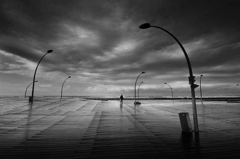 Уличная фотография Гая Коэна - №1