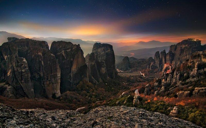 Живописные пейзажи Криса Каддаса - №14
