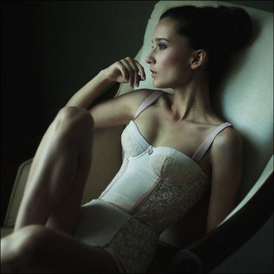 Женские портреты от Aleksandra - №16