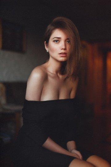 Женские портреты Дмитрия Тришина - №8