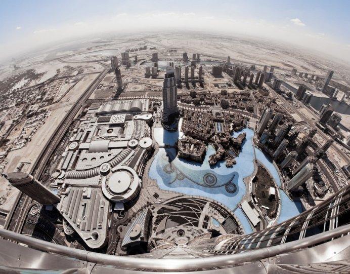 Архитектура Дубая и Шанхая в фотографиях Йенса Ферстерра - №3