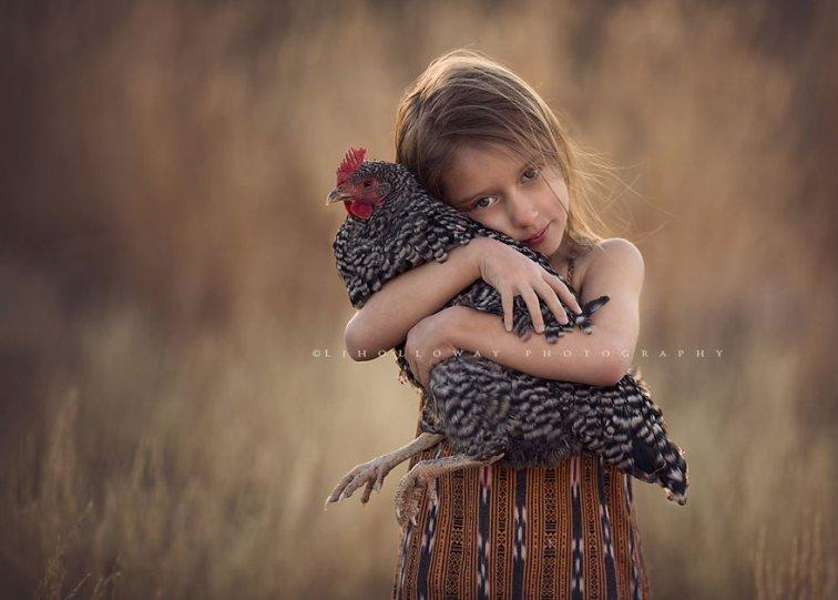 Детские образы в фотографиях Лизы Холлоуэй - №10