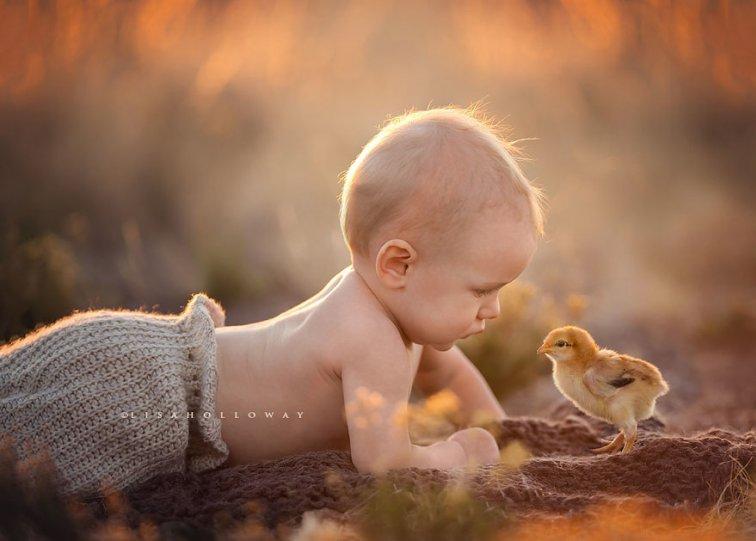 Детские образы в фотографиях Лизы Холлоуэй - №12