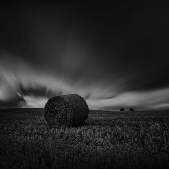 Чёрно-белые пейзажи Гэвина Данбара - №7