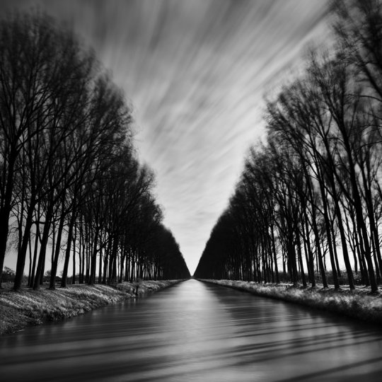Чёрно-белые пейзажи Гэвина Данбара - №17