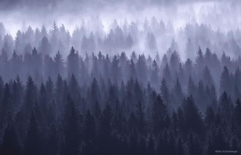 Пейзажи Килиана Шоенбергера - №14
