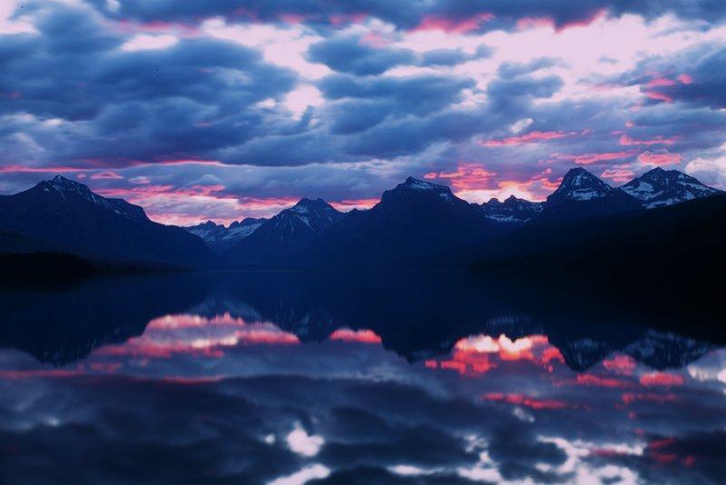 Пейзажные фотографии Тима Нависа - №1