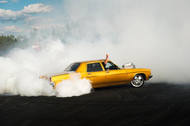 Захватывающие кадры с Burnout Competition - №3