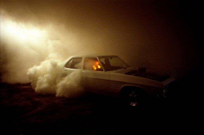 Захватывающие кадры с Burnout Competition - №13