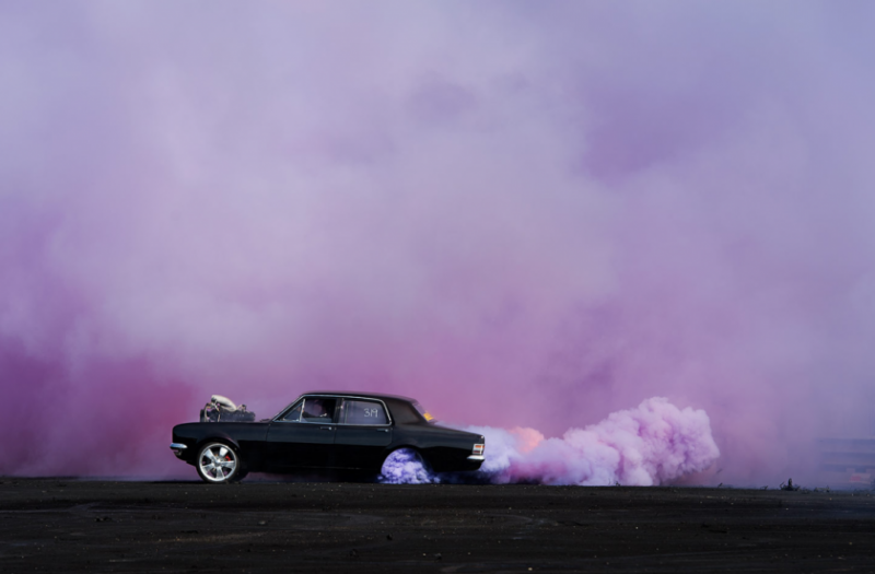 Захватывающие кадры с Burnout Competition - №19