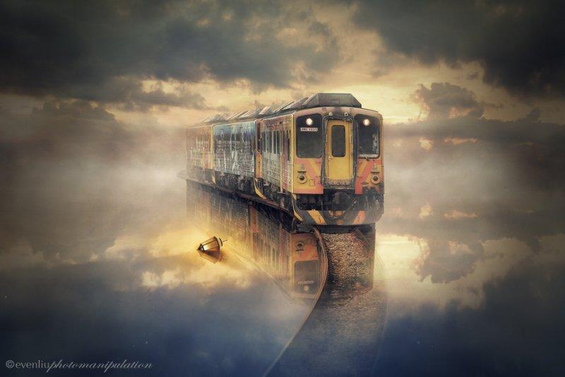 Автор: Evenliu Photomanipulation