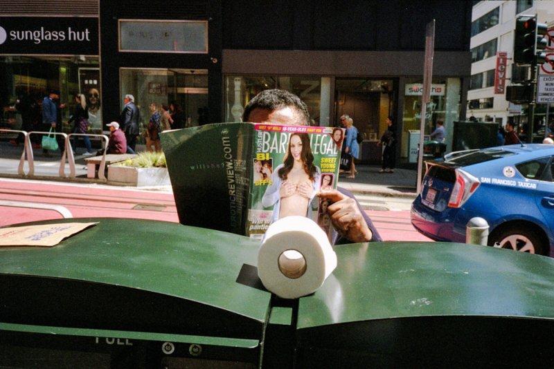Городские причуды в снимках Троя Холдена - №3