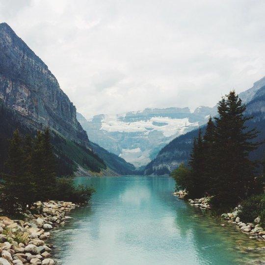 Красивые пейзажи, снятые на телефонную фотокамеру - №12