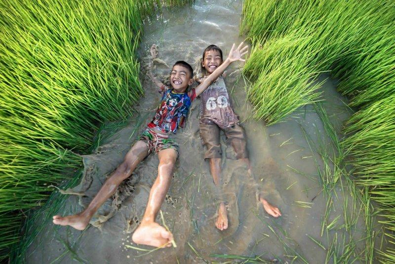 Великолепные рисовые террасы Вьетнама - №6