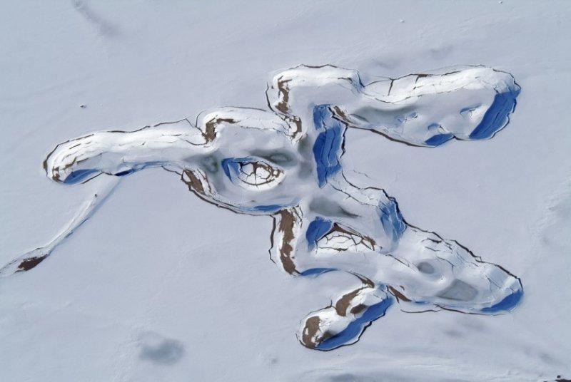 Художественные аэрофотографии - №2