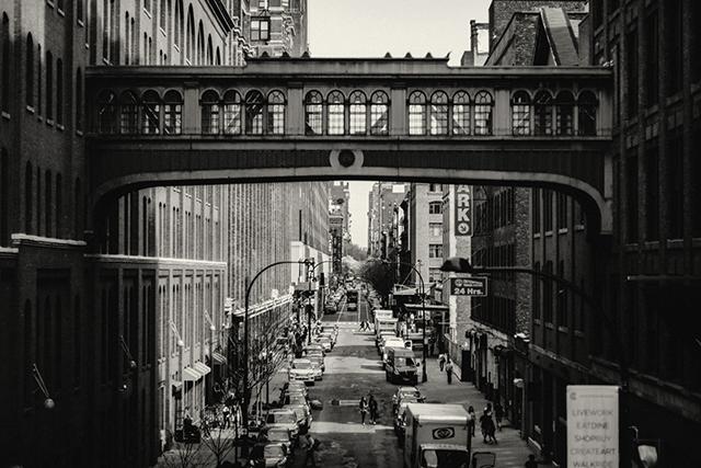 Уличные и архитектурные фотографии Алекса Тьюшера - №5