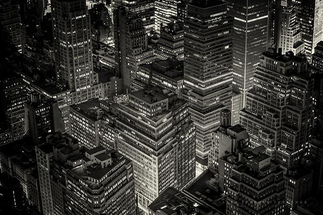 Уличные и архитектурные фотографии Алекса Тьюшера - №15
