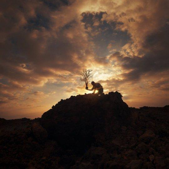 Концептуальный сюрреализм в фотографиях Джоэла Робинсона - №8