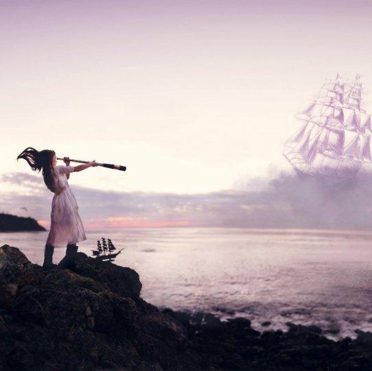 Концептуальный сюрреализм в фотографиях Джоэла Робинсона - №14