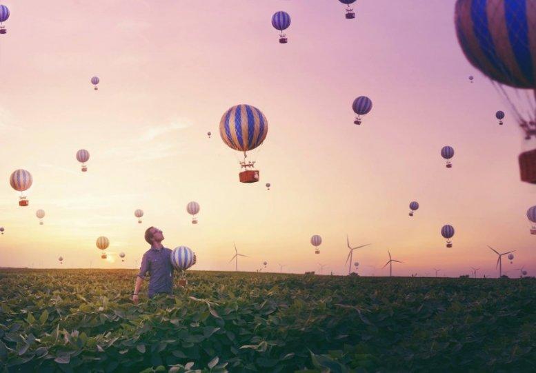 Концептуальный сюрреализм в фотографиях Джоэла Робинсона - №16