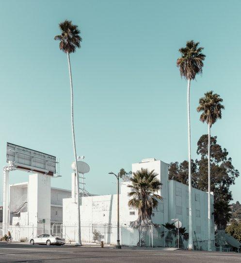 Калифорния в пастельных тонах - №7