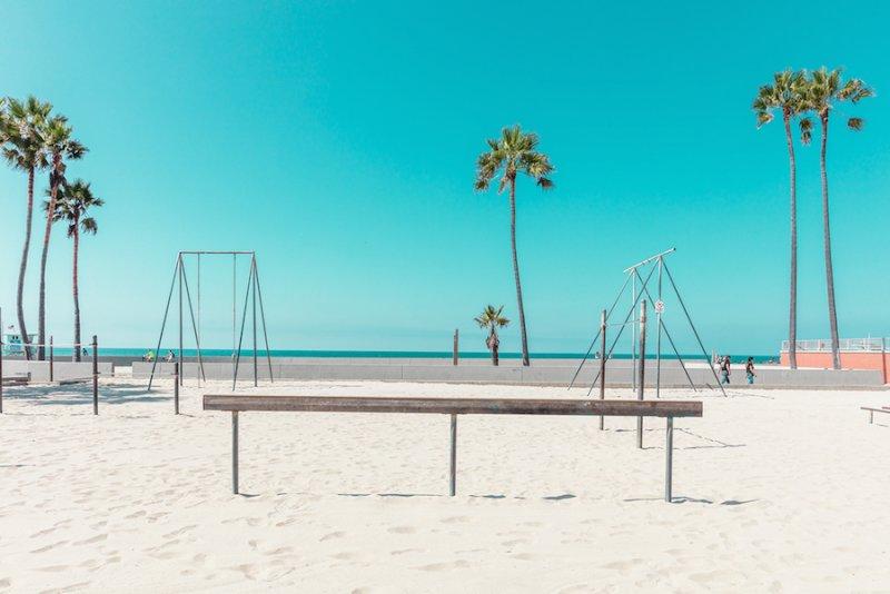 Калифорния в пастельных тонах - №9