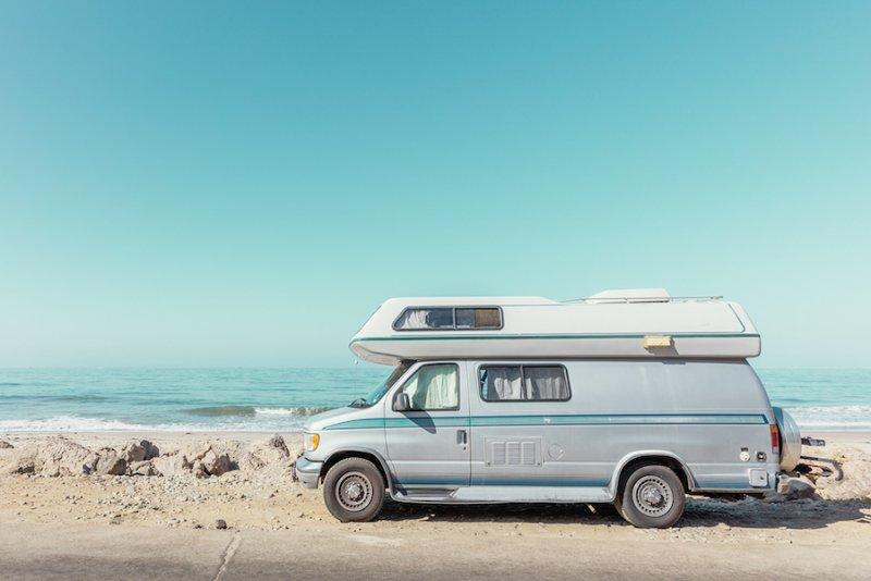 Калифорния в пастельных тонах - №17