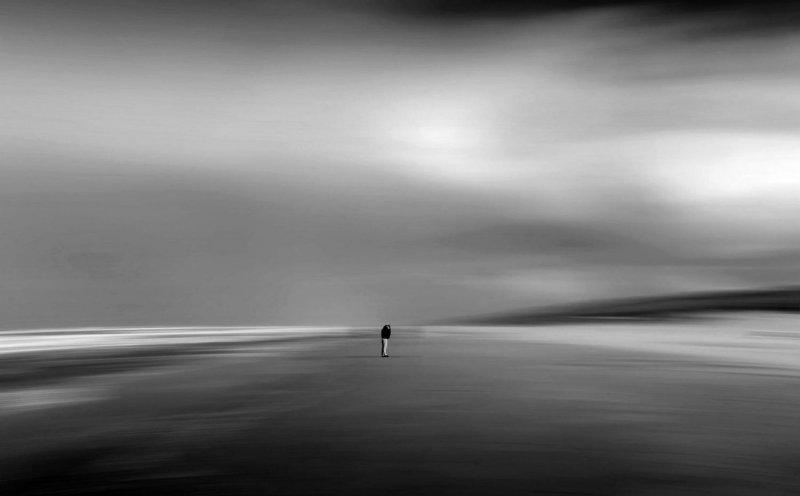 Симметрия и минимализм в фотографиях Адриенн Баласко - №8
