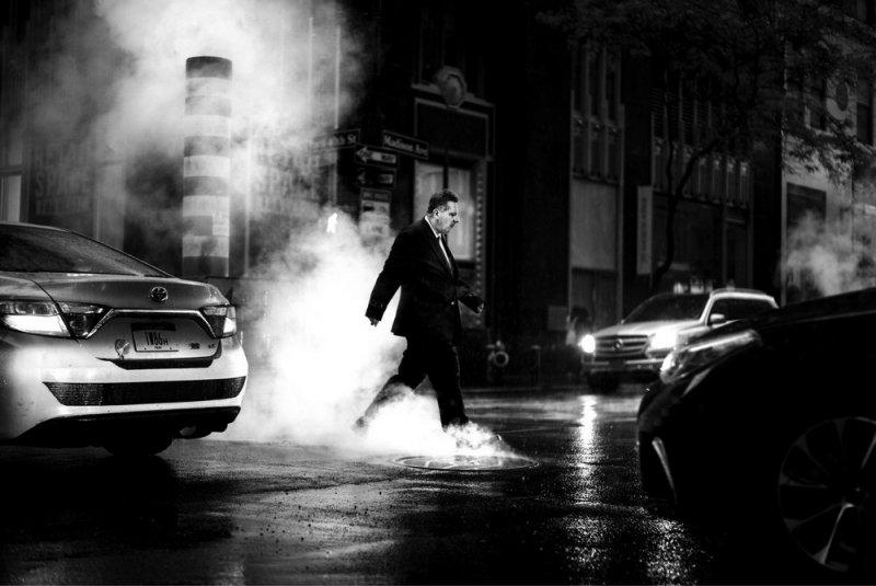 Уличный фотограф и журналист Алан Шаллер - №9