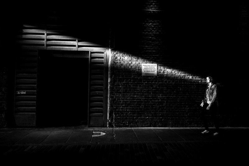 Уличный фотограф и журналист Алан Шаллер - №11