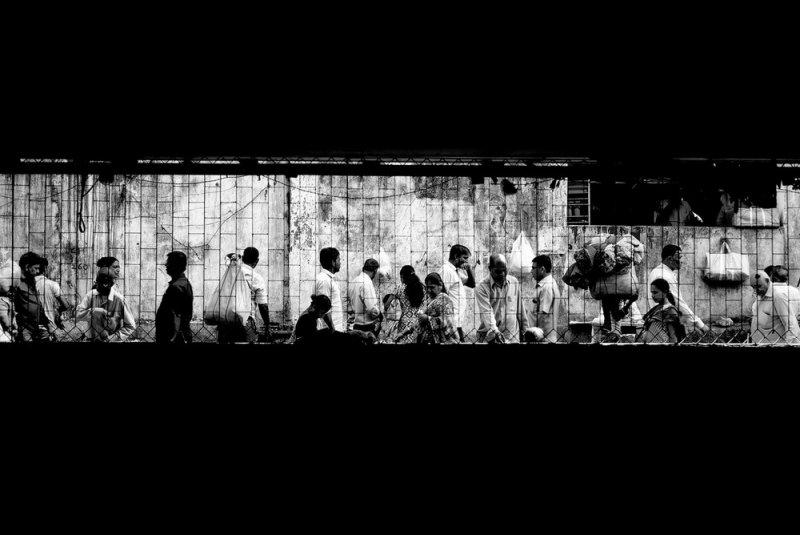 Уличный фотограф и журналист Алан Шаллер - №15