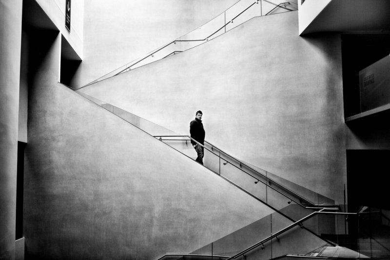 Уличный фотограф и журналист Алан Шаллер - №19