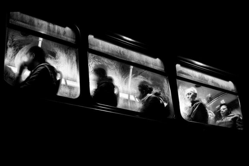 Уличный фотограф и журналист Алан Шаллер - №21