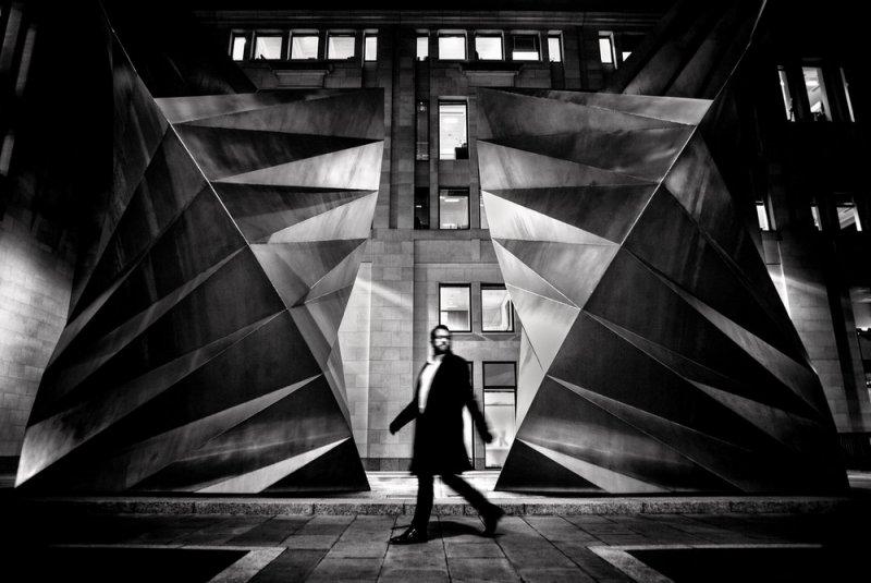 Уличный фотограф и журналист Алан Шаллер - №23