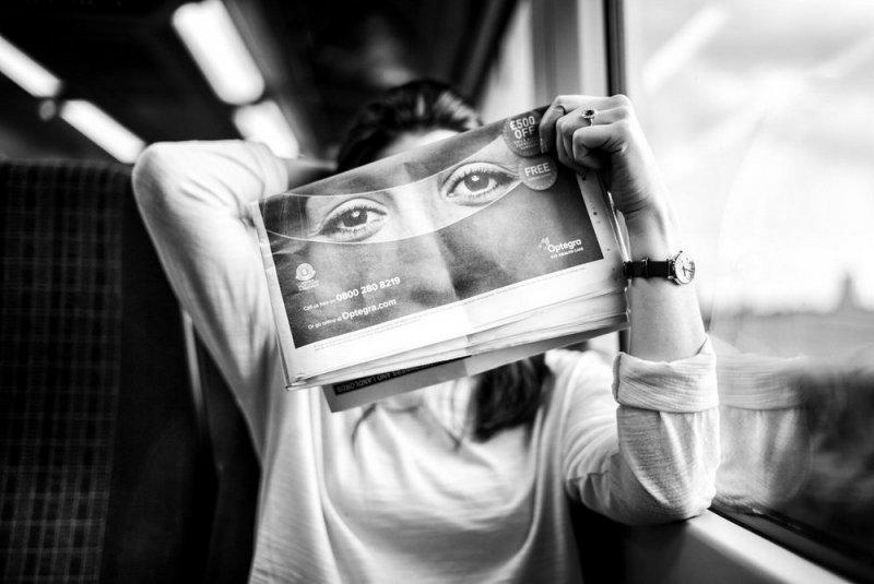 Уличный фотограф и журналист Алан Шаллер - №25