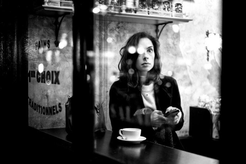 Уличный фотограф и журналист Алан Шаллер - №29