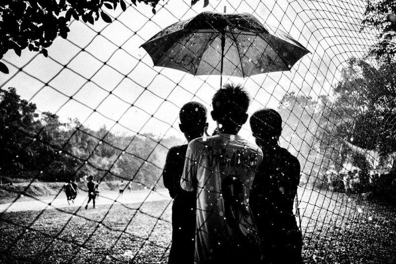 Уличный фотограф и журналист Алан Шаллер - №33