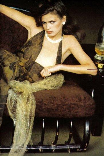 Модель Джиа Каранджи в фотографиях 1970-80-х годов - №4