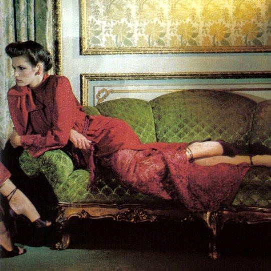 Модель Джиа Каранджи в фотографиях 1970-80-х годов - №1
