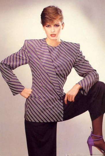 Модель Джиа Каранджи в фотографиях 1970-80-х годов - №22