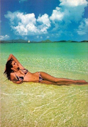 Модель Джиа Каранджи в фотографиях 1970-80-х годов - №24
