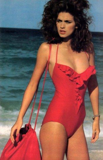 Модель Джиа Каранджи в фотографиях 1970-80-х годов - №28