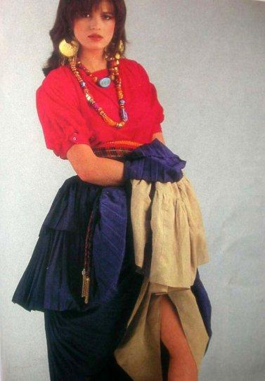 Модель Джиа Каранджи в фотографиях 1970-80-х годов - №30