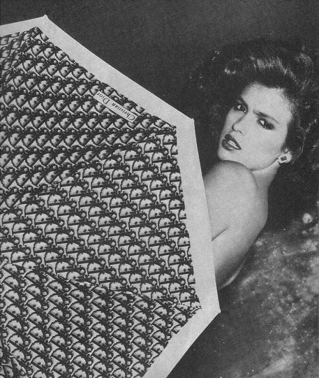 Модель Джиа Каранджи в фотографиях 1970-80-х годов - №34