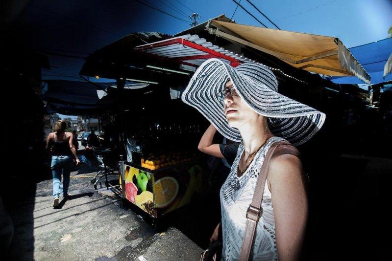 Уличный фотограф Ронен Берка - №5