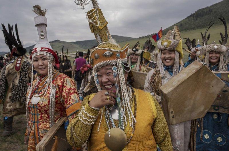Фоторепортаж: шаманские ритуалы Монголии - №7