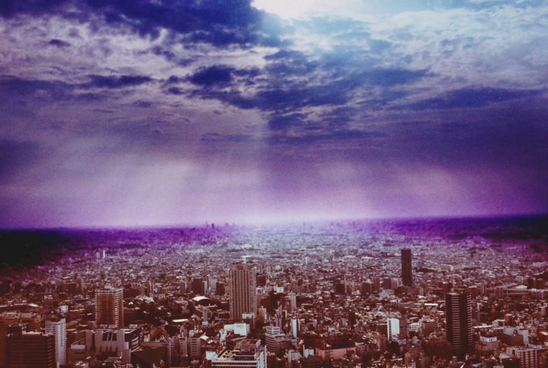 Таинственные фотографии Японии - №5
