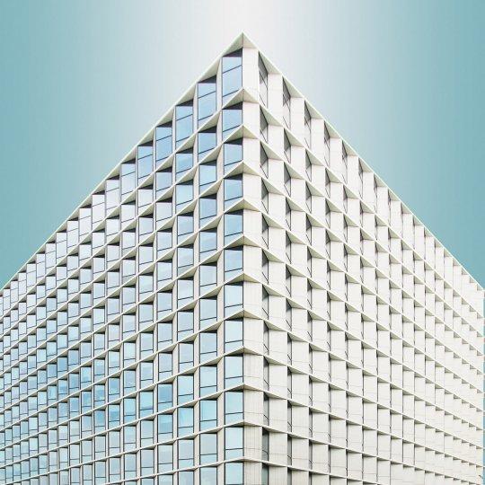 Архитектурные фотографии Криса Провоста - №1